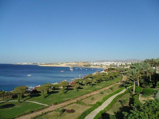 Siva Sharm Resort & Spa: Вид из номера