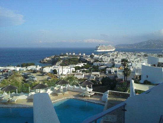 Ilio Maris Hotel : Spectacular...