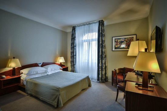 Maison Rouge Hotel : Chambre standard double
