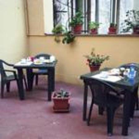 Ottaviano Vatican Luxury: terrazza
