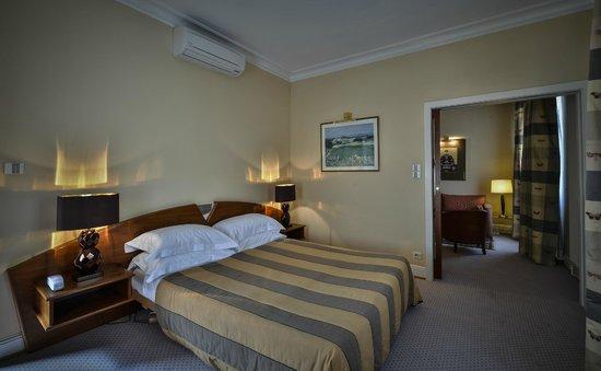 Maison Rouge Hotel : Chambre de la suite