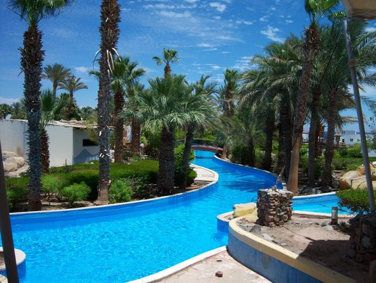 Maritim Jolie Ville Golf & Resort: Лейзи ривер