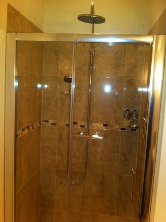 Old Parsonage House : Beautiful luxurious shower