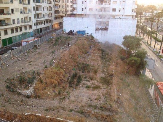 Atlas Rif Front Beach Tanger : La vue!!!