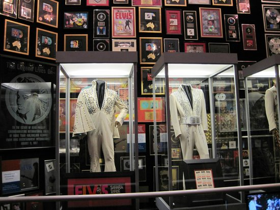 Graceland: Suits, records, awards