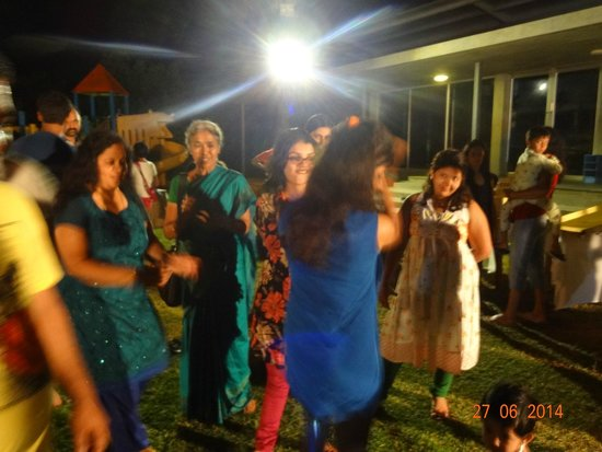 Club Mahindra Puducherry: DJ Nite