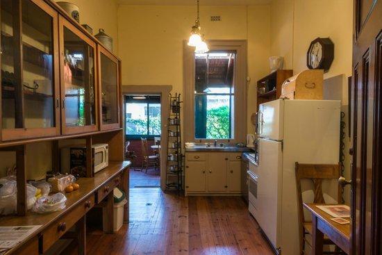 Buxton Manor: Kitchen