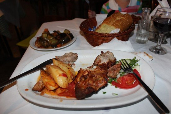 Anatoli: блюдо из печи