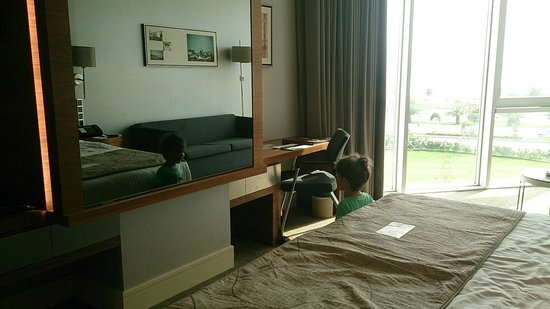 Cevahir Hotel Istanbul Asia: Oda/süit