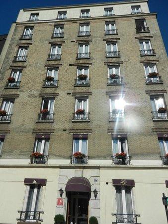 lobby picture of hotel de bellevue paris gare du nord paris tripadvisor. Black Bedroom Furniture Sets. Home Design Ideas