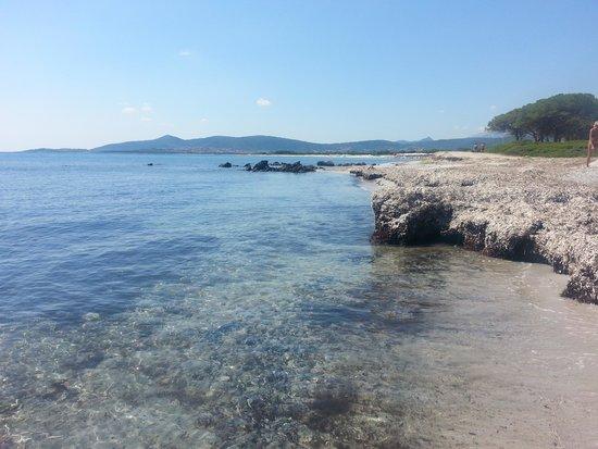 Villaggio Baia dei Pini: spiaggia