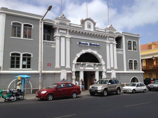 Mercado municipal mindelo, sao vicente