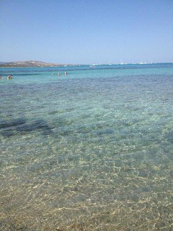 Club Esse Roccaruja : acqua turchese...