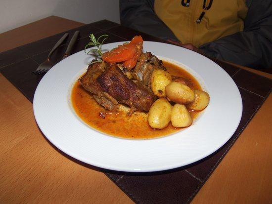 Maria Luisa Restaurante: Lombo de porco preto