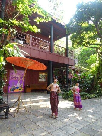 Omni Tower Sukhumvit Nana by Compass Hospitality: Jim Thompson House