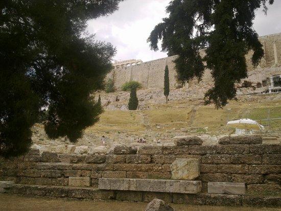 Theater of Dionysus: Theatre of Dionysus