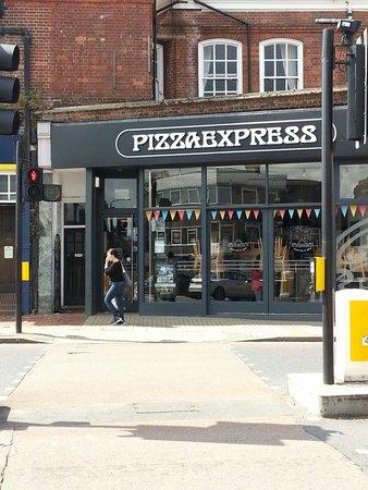 Italian Restaurant Bromley High Street