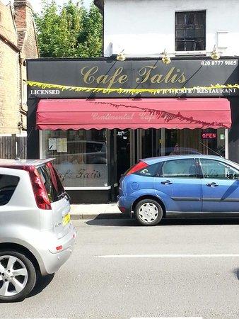 Cafe Talis