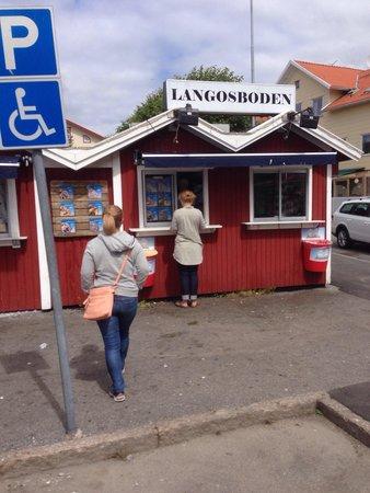 Langosboden i Grebbestad