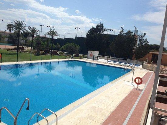 Daurada Park: piscine