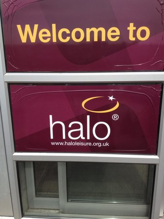 Halo - Bridgend Recreation Centre
