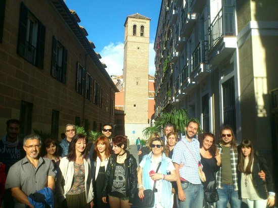 Madridculturetour Day Tours