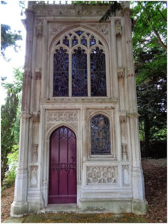 Strawberry Hill House: The Chapel