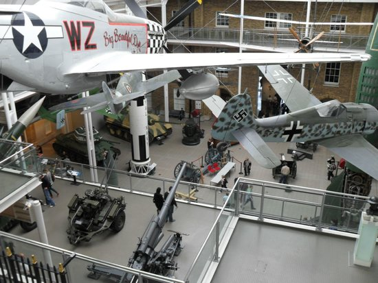 Museo Imperial de la Guerra: Imperial War Museum