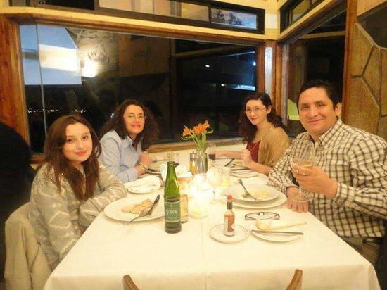 Portofino: Disfrutando en familia