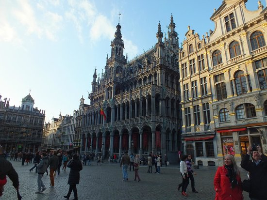 Ibis Brussels off Grand Place : Grand place de Brussels