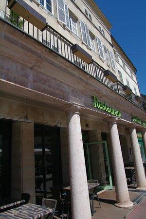 Brasserie Double Sens : Facade du restaurant Double Sens
