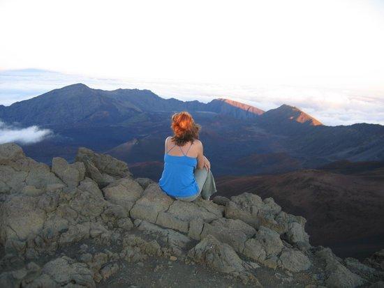 Mana Kai Maui: Atop Haleakala