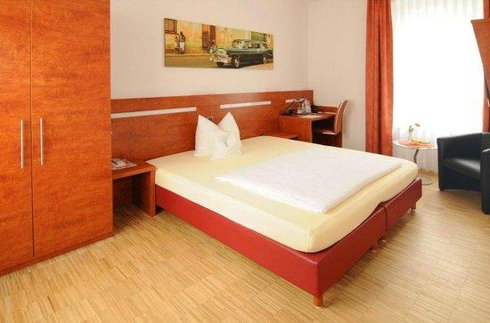 Stadtvilla Hotel: Zimmer