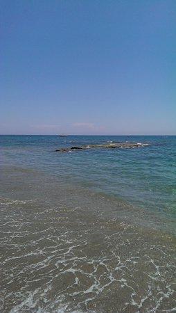 Infinity Beach Hotel: море
