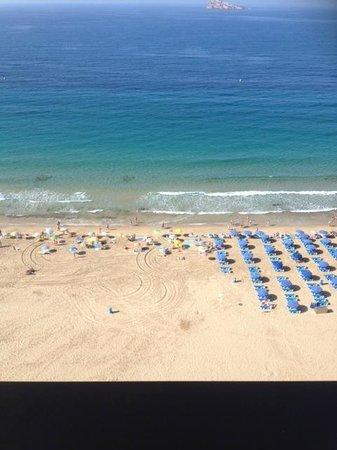 Apartamentos Les Dunes Suites : View from the balconies