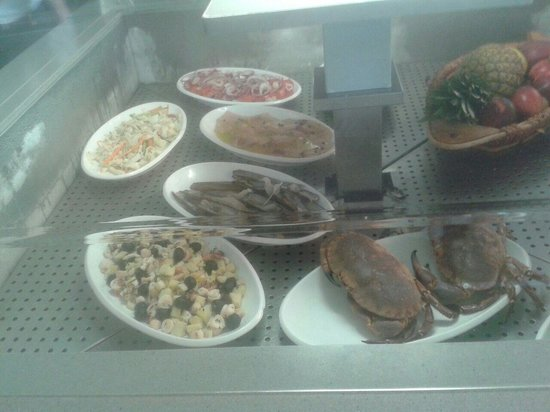 Pizzeria Ristorante Acqua e Sale: Pesce