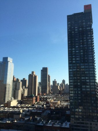 The Marmara Manhattan: View from 19th floor