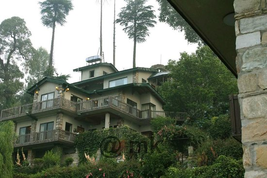 Soulitude in the Himalayas : The cottage