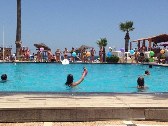 Alassio Hotel and Thalasso : Activité piscine