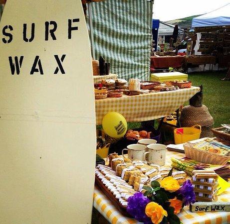 Quince Honey Farm: new surf wax