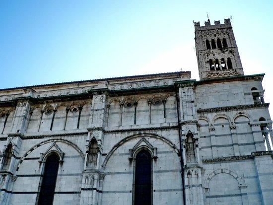 Lucca's Duomo (Cattedrale di San Martino) : Cattedrale di San Martino