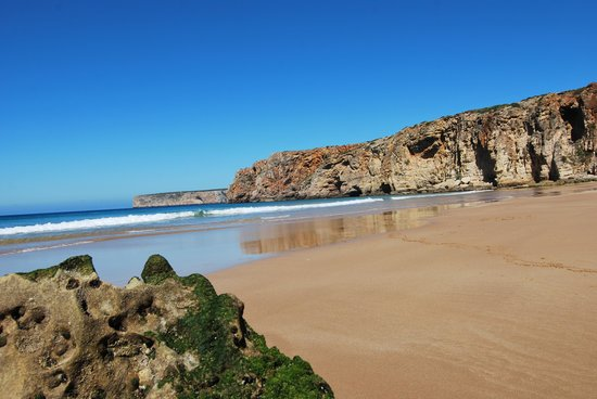 Sagres Time Apartamentos: Playa
