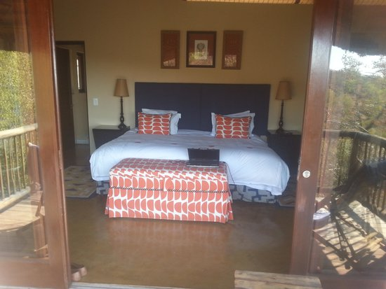 Tshwene Lodge: Our room