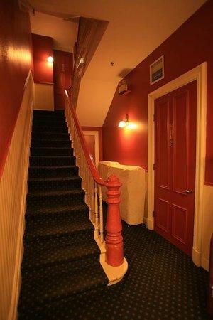 Le Grande-Allee Hotel and Suites : mezzanine