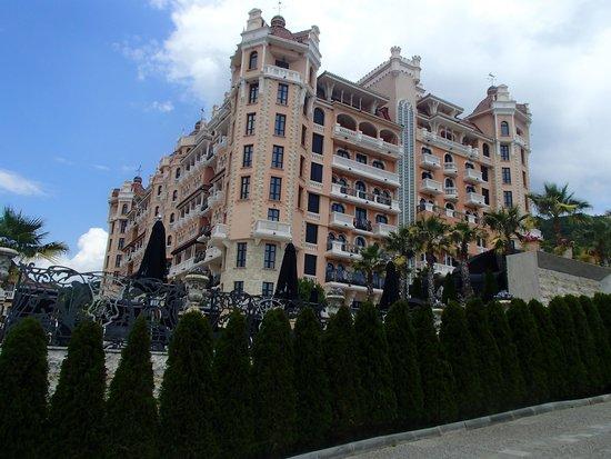 Hotel Royal Castle: Отель Royal Castle