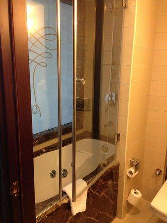 Elite World Istanbul  Hotel: Not for elder people