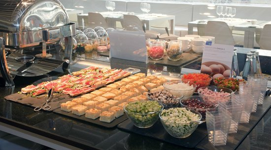 NH Collection Constanza: Breakfast Buffet