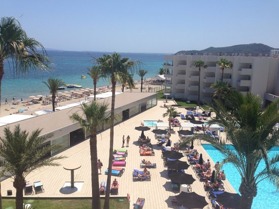 Hotel Garbi Ibiza & Spa : View