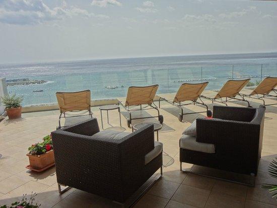 Hotel Cala Luna: Rooftop
