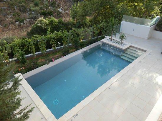 TUI Sensimar Tesoroblu Hotel & Spa: Deep enough to actually swim in.